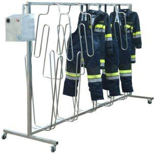Aizsargapģērbu žāvēšanas iekārta OSMA FIREMAN pamat modulis